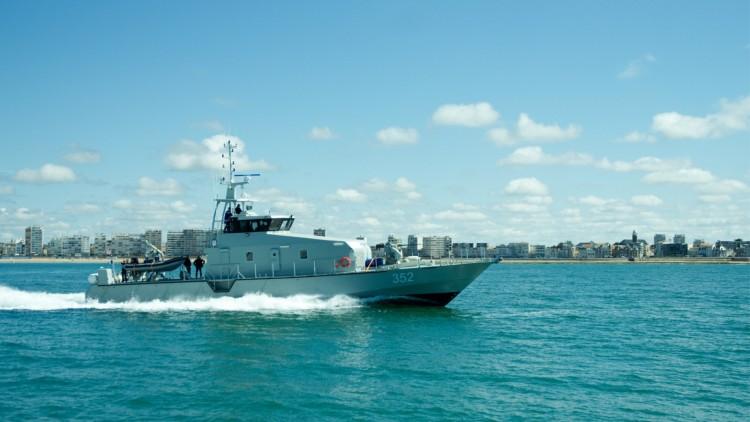 Essais des navires FPB98